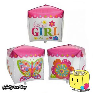 Balloon Cube for Girl