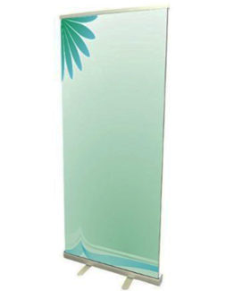UV Roll Up Retractable Banner