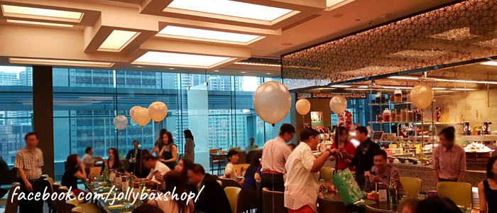 Balloons for Corporate Event | Call Us at 98573128 to Discuss About Your Party